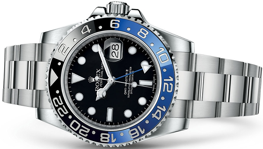 How to Use a Rolex GMT Master II